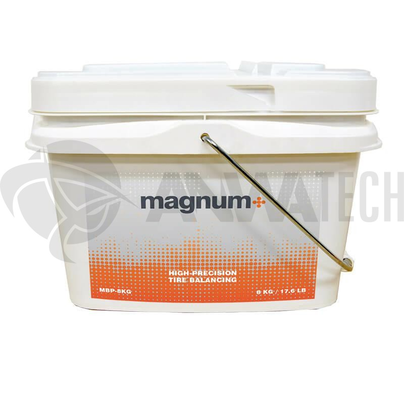 Proszek   kulki do wyważania kół Magnum+