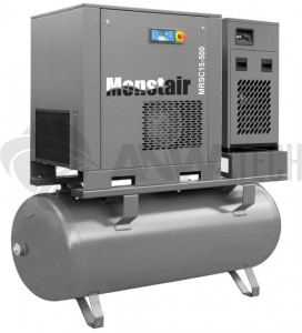 Kompresor MonstAir MRSC15 500L 13bar DRY