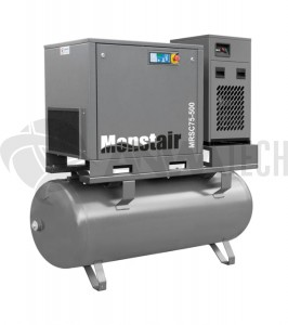 Kompresor MonstAir MRSC75 500L 10bar DRY